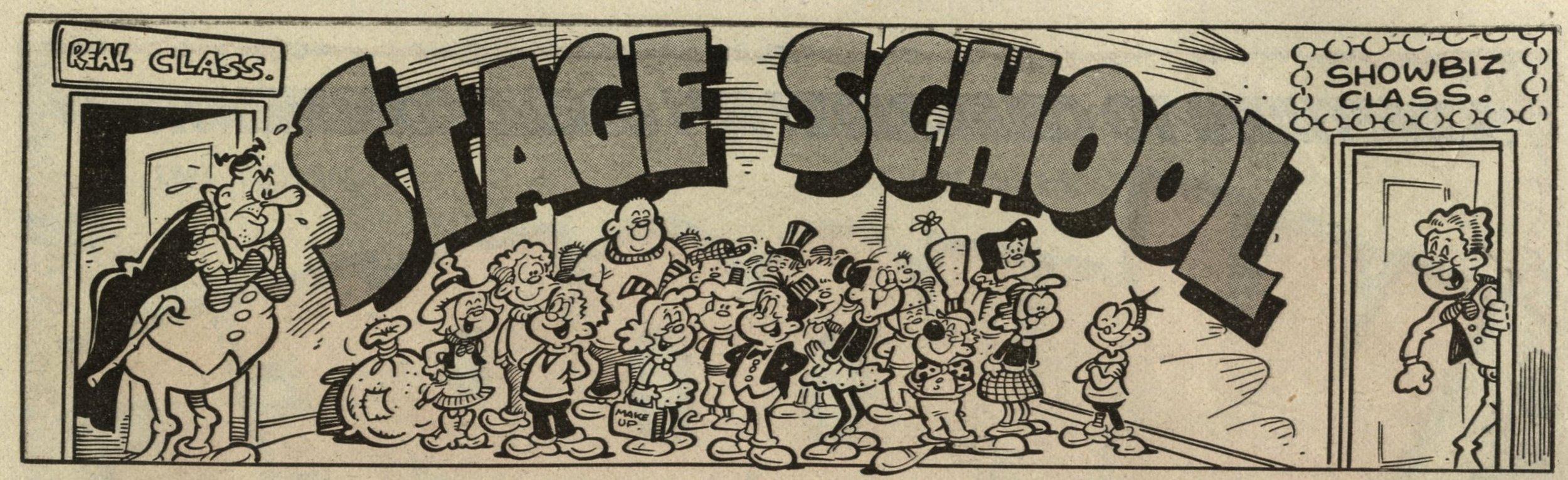 Stage School: Robert Nixon (artist)