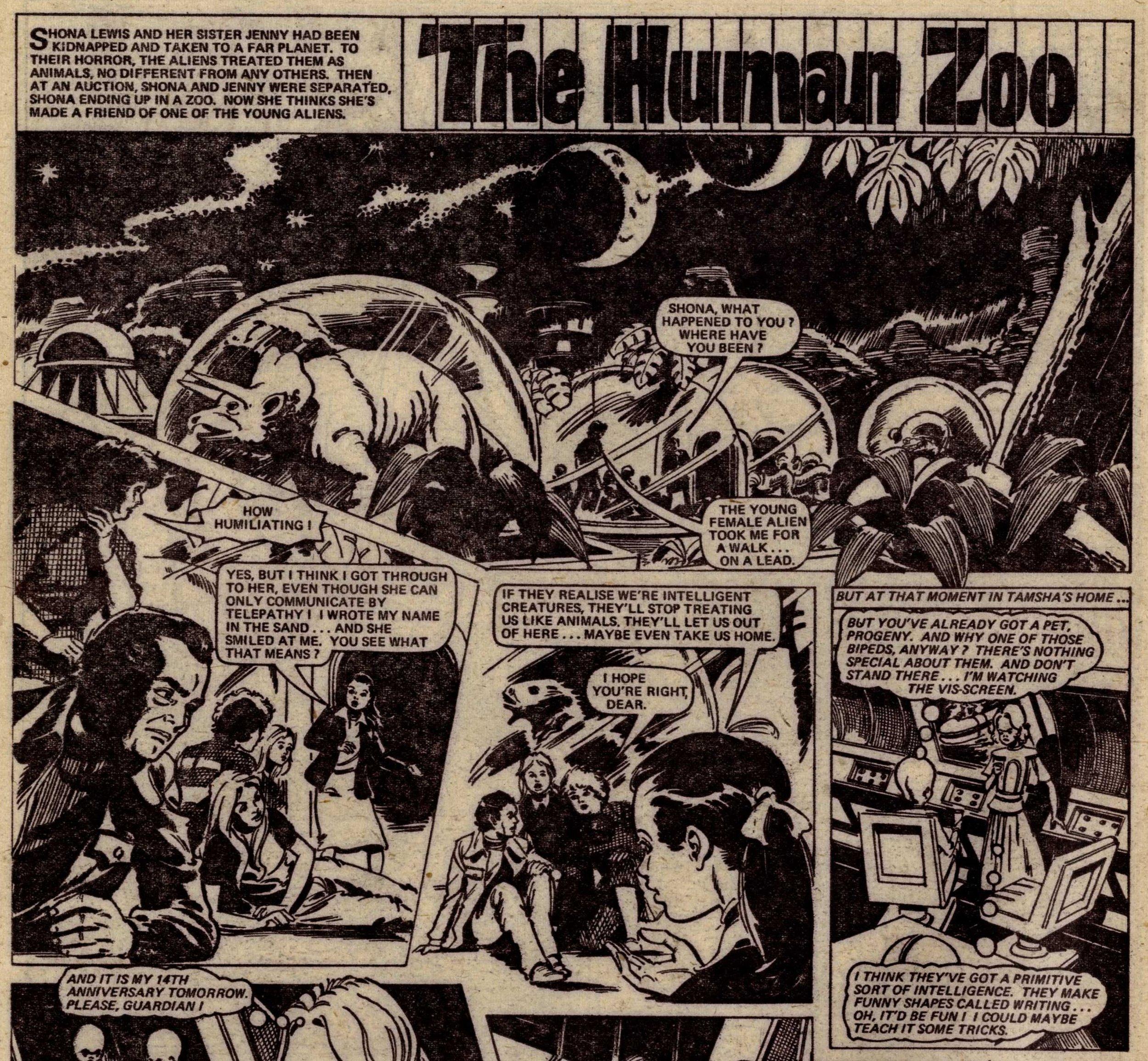 The Human Zoo: Guy Peeters (artist)