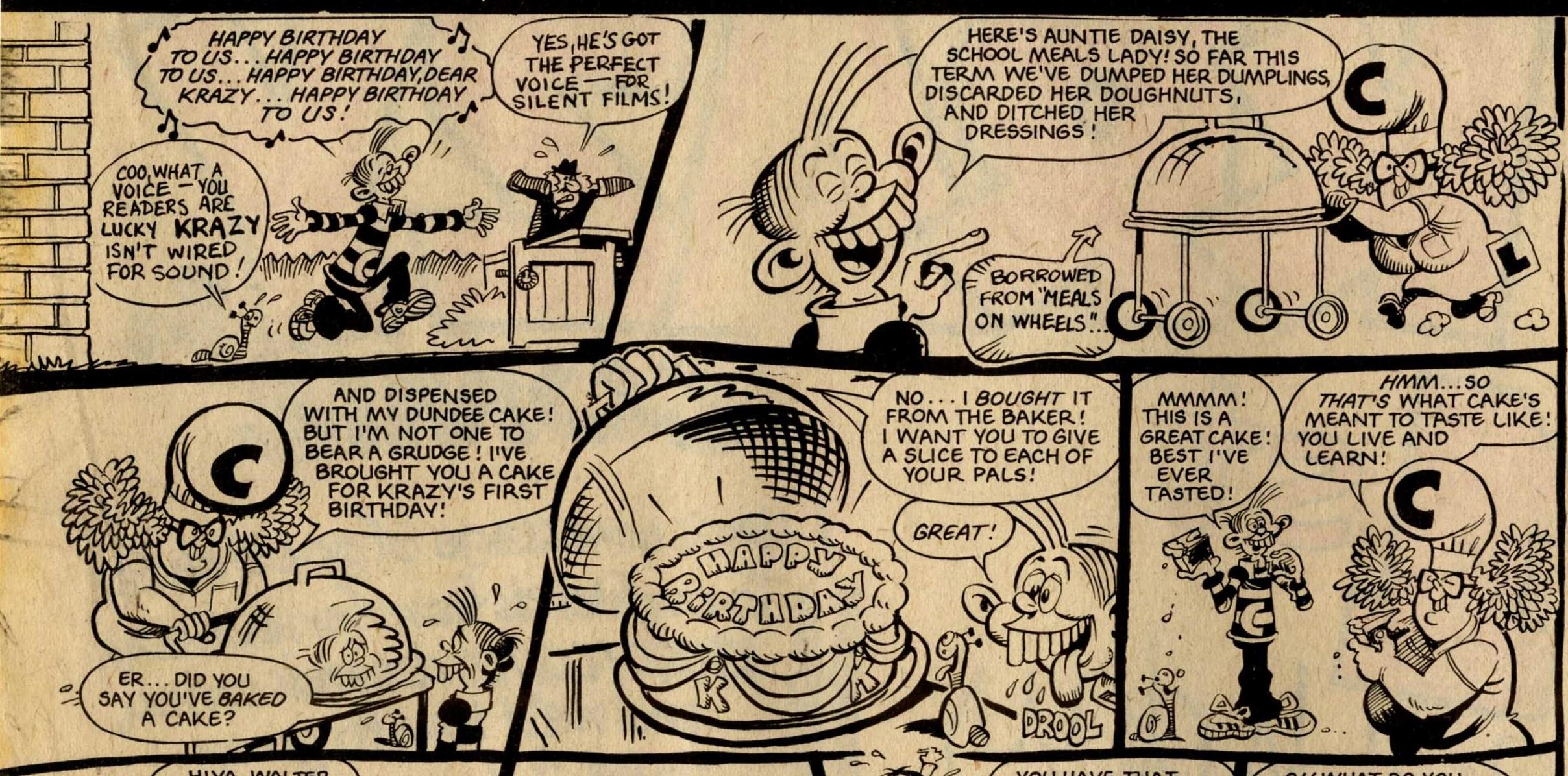'Ello, It's Cheeky: Frank McDiarmid (artist)