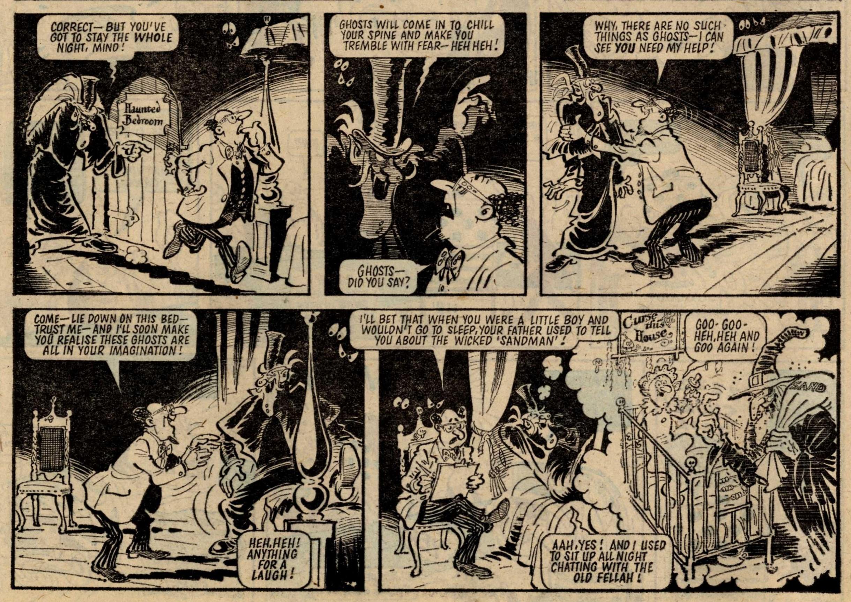 The Innkeeper, drawn by Brian Walker