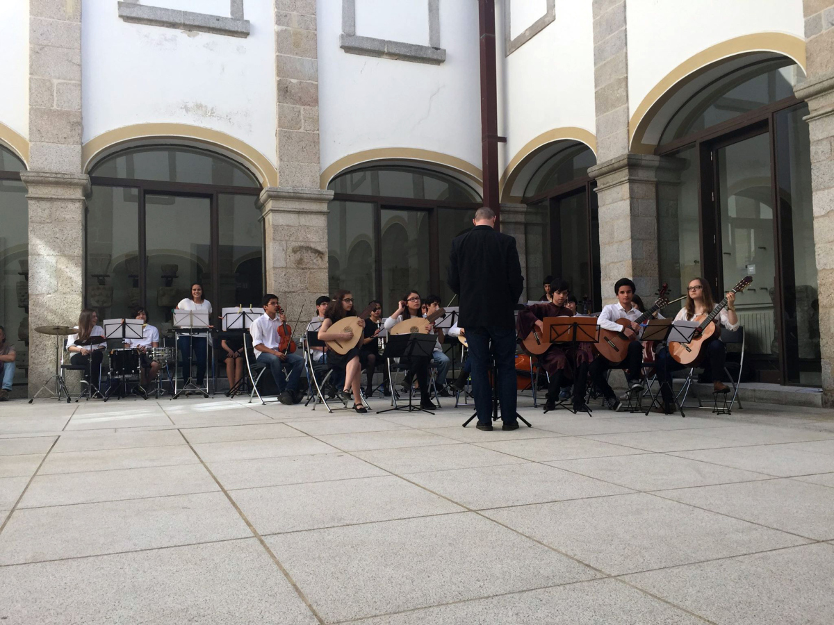 CREV – Conjuntos Instrumentais do 9º Ano (Évora, 2015) © Susana Nogueira