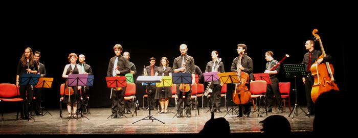 Ensemble Contemporaneus – Da 2ª Escola de Viena a Colónia (Évora, 2008)