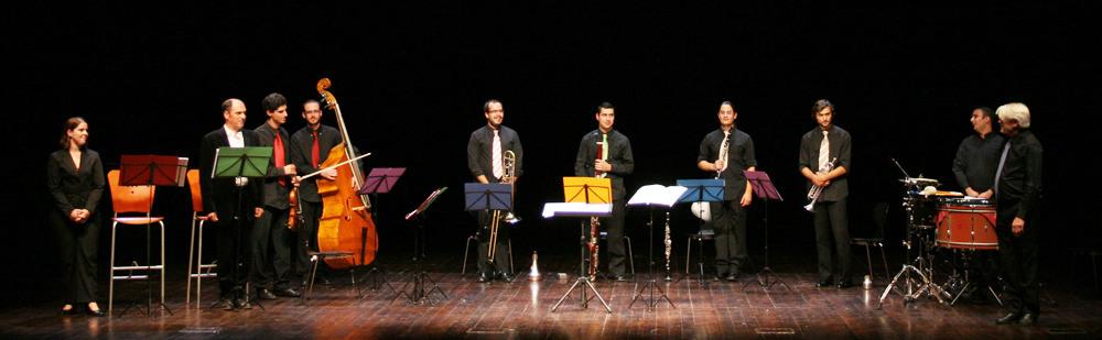 Ensemble Contemporaneus – História do Soldado (Portalegre, 2008)