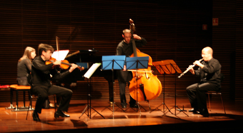 Ensemble Contemporaneus – Lopes-Graça e Carrapatoso (Portalegre, 2009)