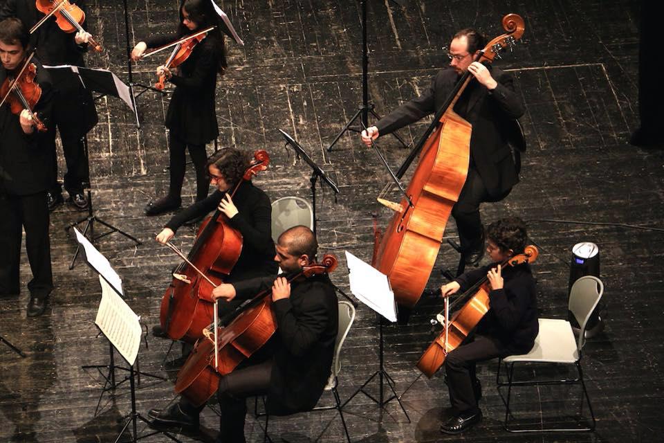 Orquestra de Cordas do Eboræ Mvsica – Évora 2015