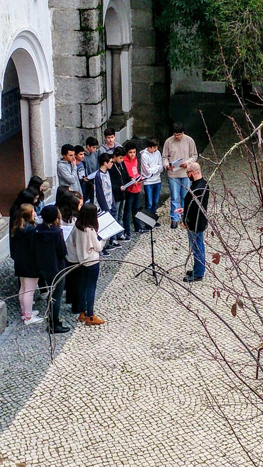 CREV – Classe de Conjunto do 9º Ano (Évora, 2016) © José Alberto