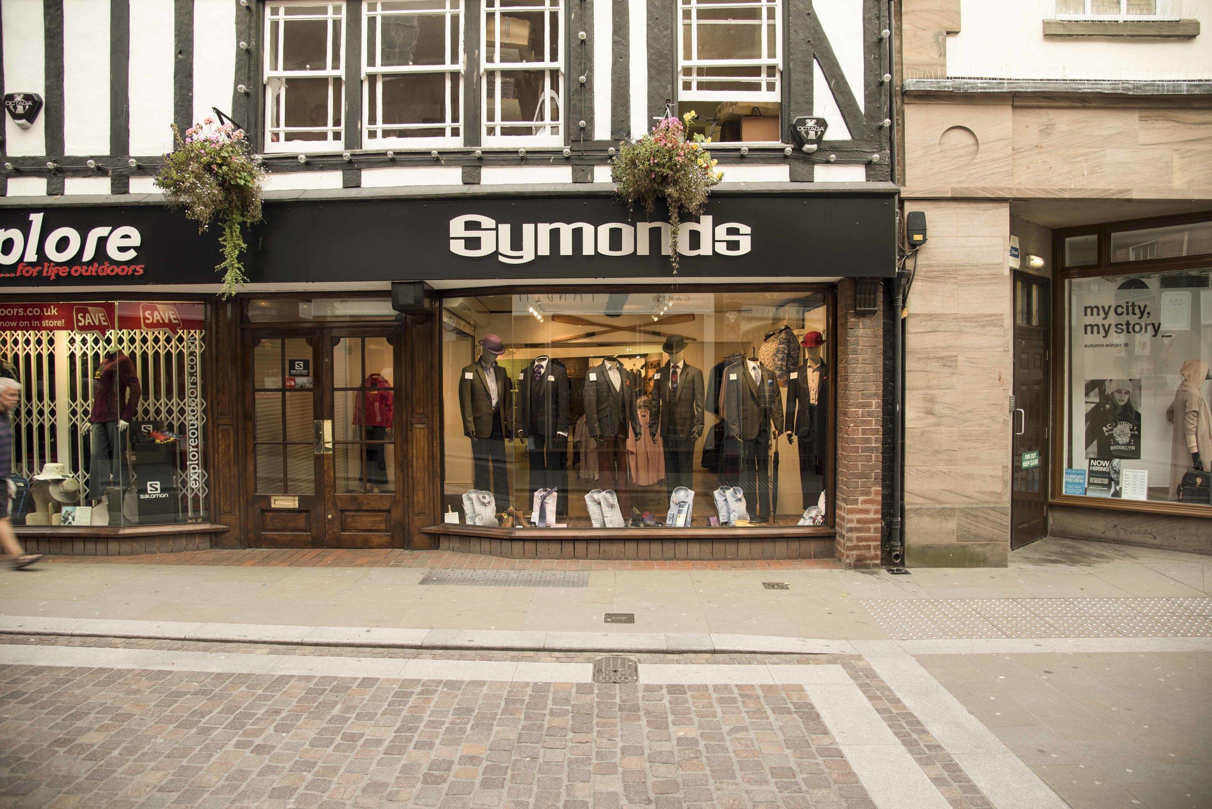 Symonds of Hereford in Widesmarsh Street