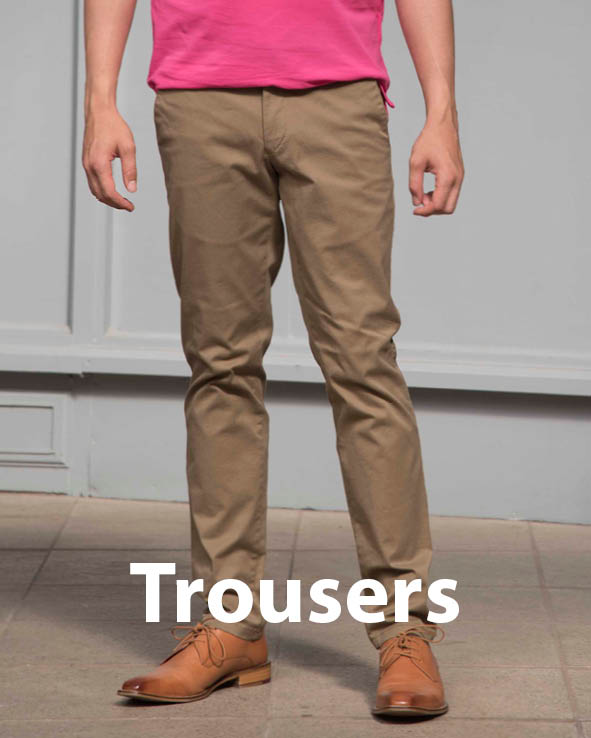 Image gateway to trousers page on Symonds of Hereford website