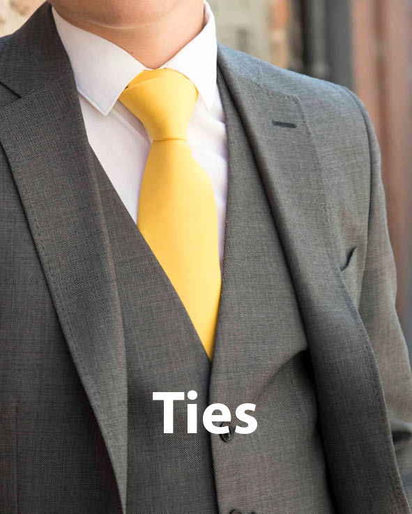 Image gateway of Ties sales page on Symonds of Hereford website