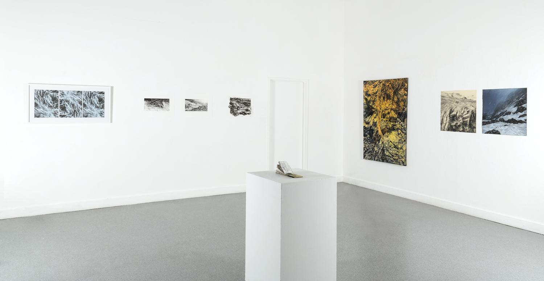 Barranco (Ravine), A.N.U. Photospace Gallery, 2012 (photo by Dean Butters)