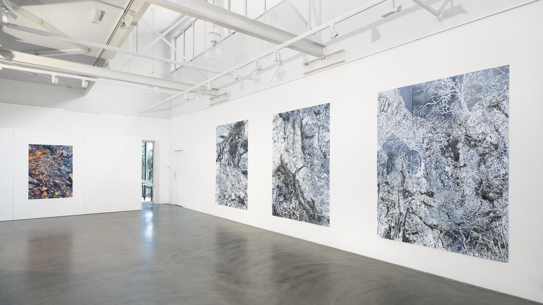 ''Precipice' solo exhibition, ANCA Gallery, Canberra