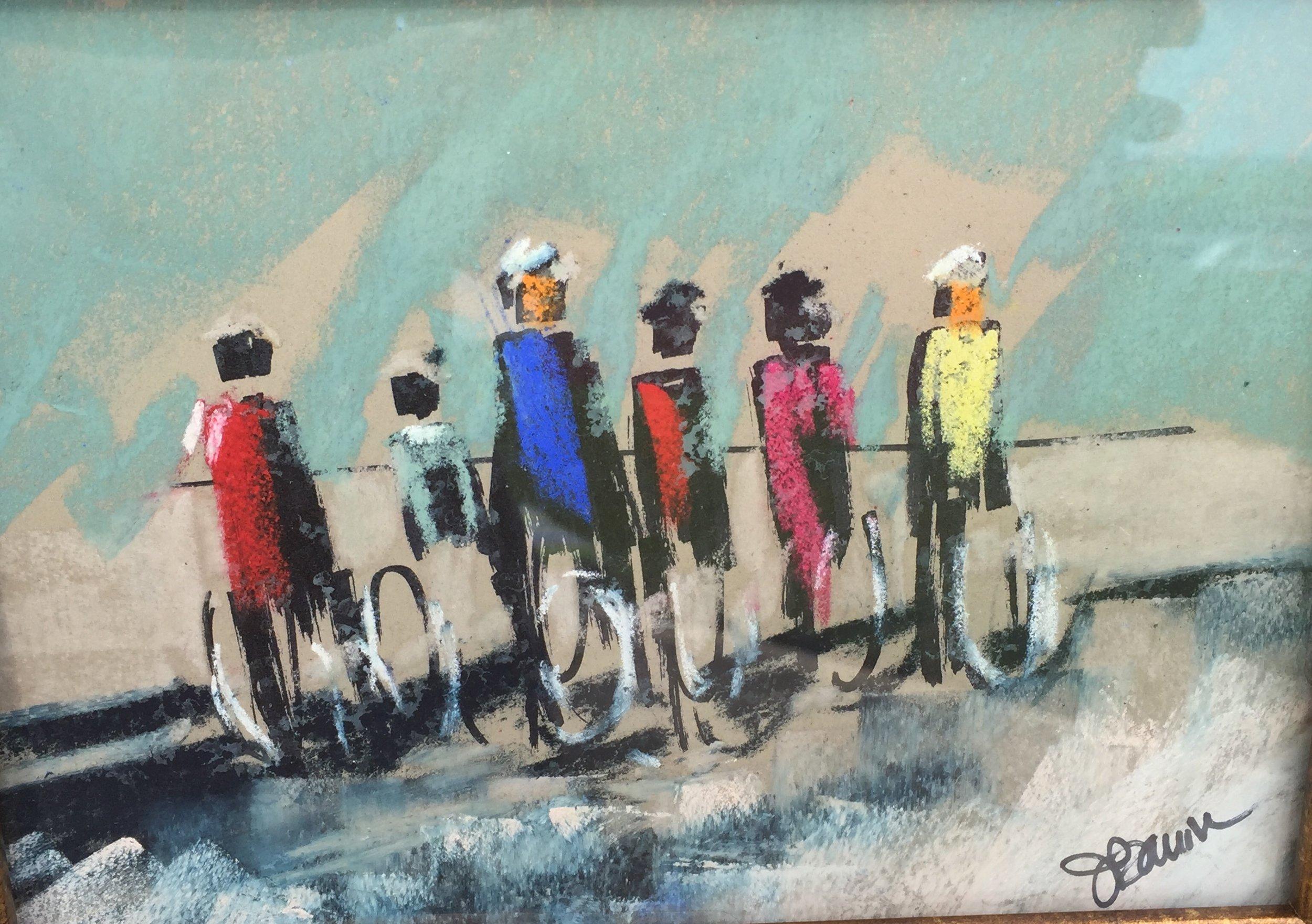 Bikers: Sold