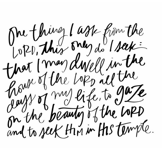 Lettering by Lindsay Letters