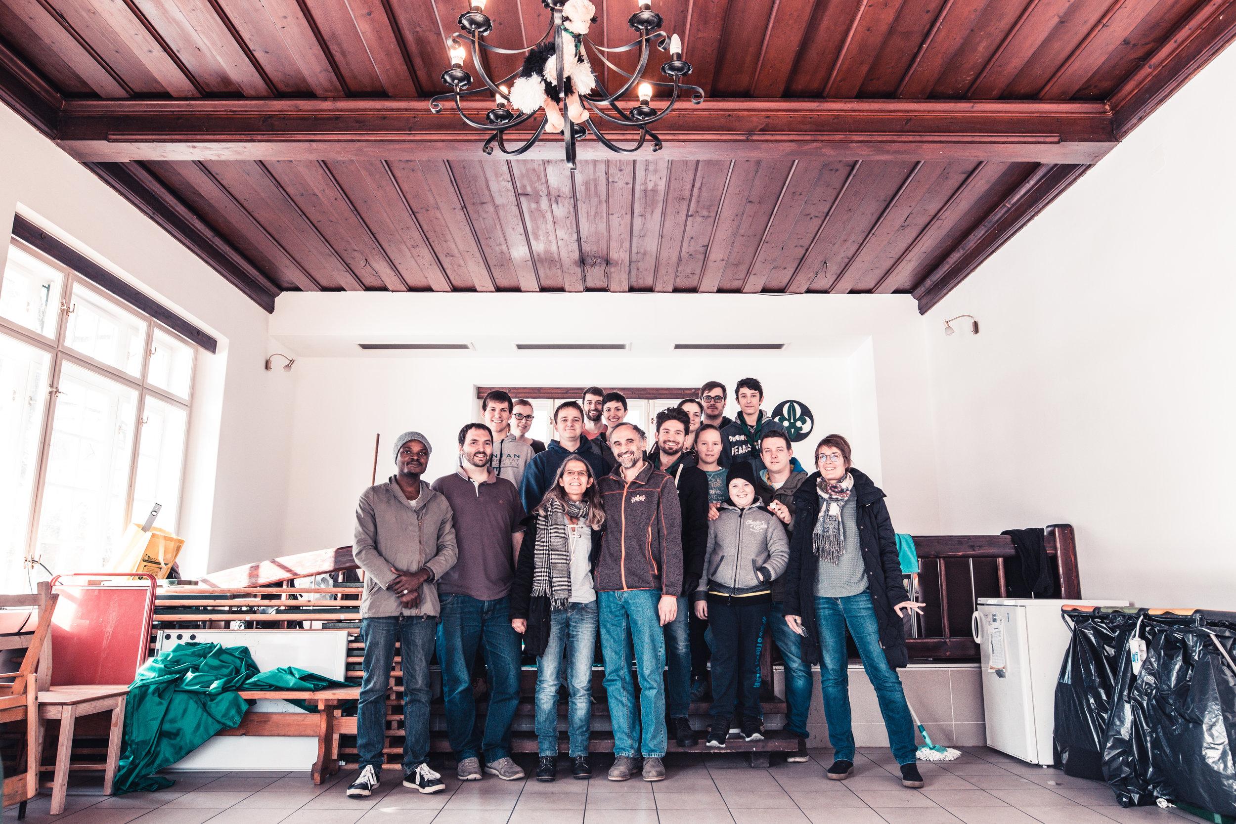 Altes Werkshotel in Donawitz - Hier befindet sich unser neues Heim!