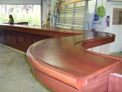 Stain, clear coat or primed finishes are available. Your products arrive ready for installation.