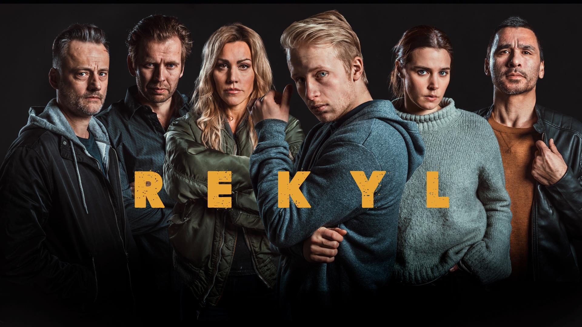 Rekyl/Recoil - premiere april, TV3/Viaplay