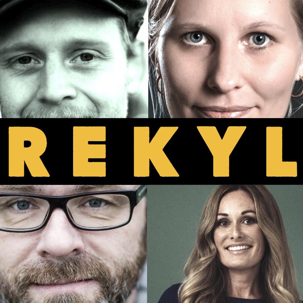 Rekyl - en podcast om forbrytelser og kriminalitet (Storytel)