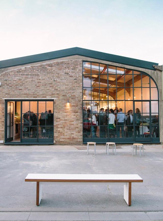 Modern Baker HQ