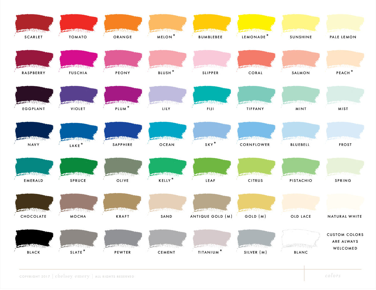 2014_COLOR SWATCHES