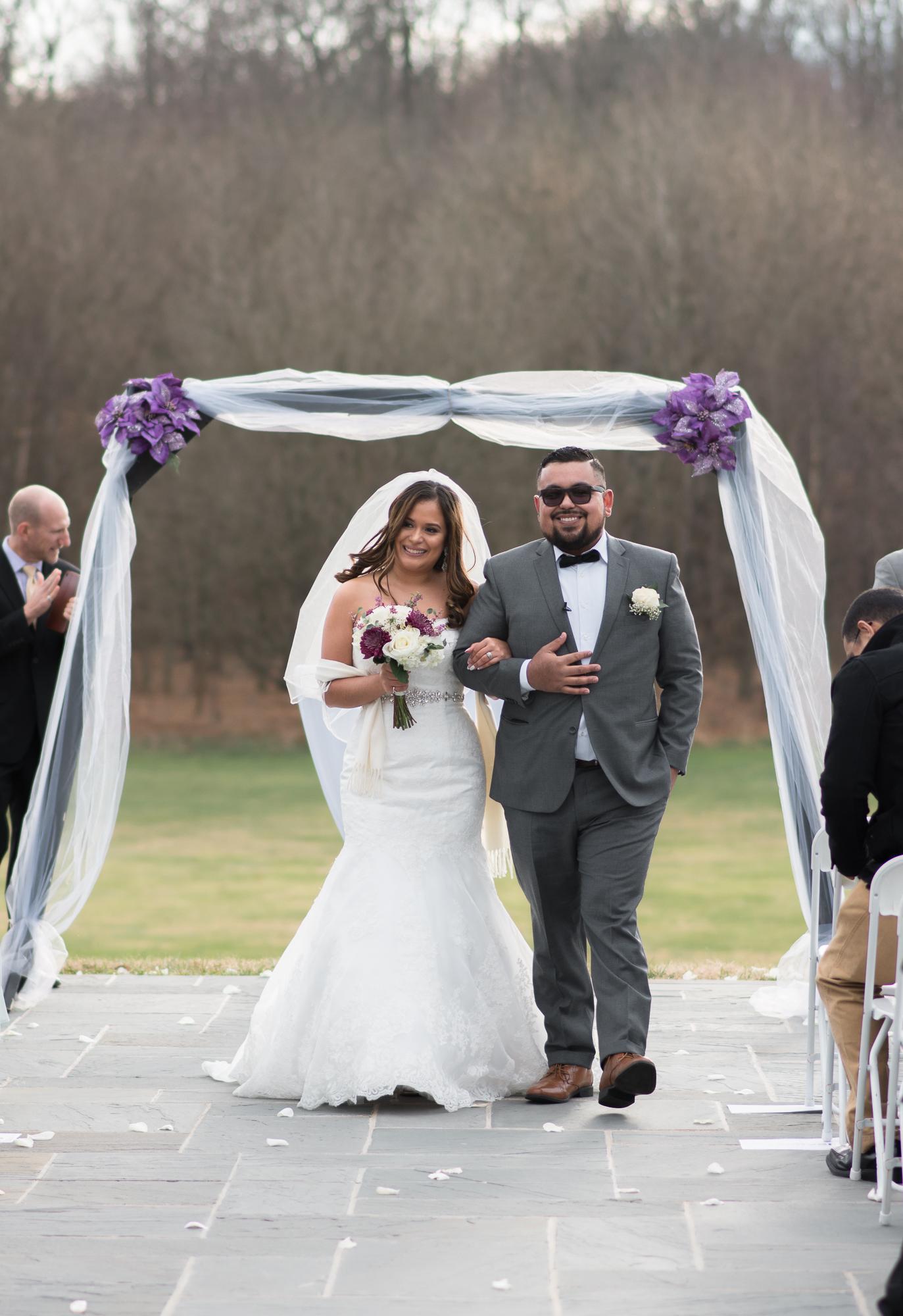 Mr. & Mrs. Castro
