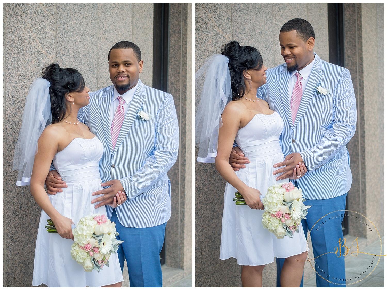 Baltimore County Court House Elopement   Baltimore Wedding Photographer