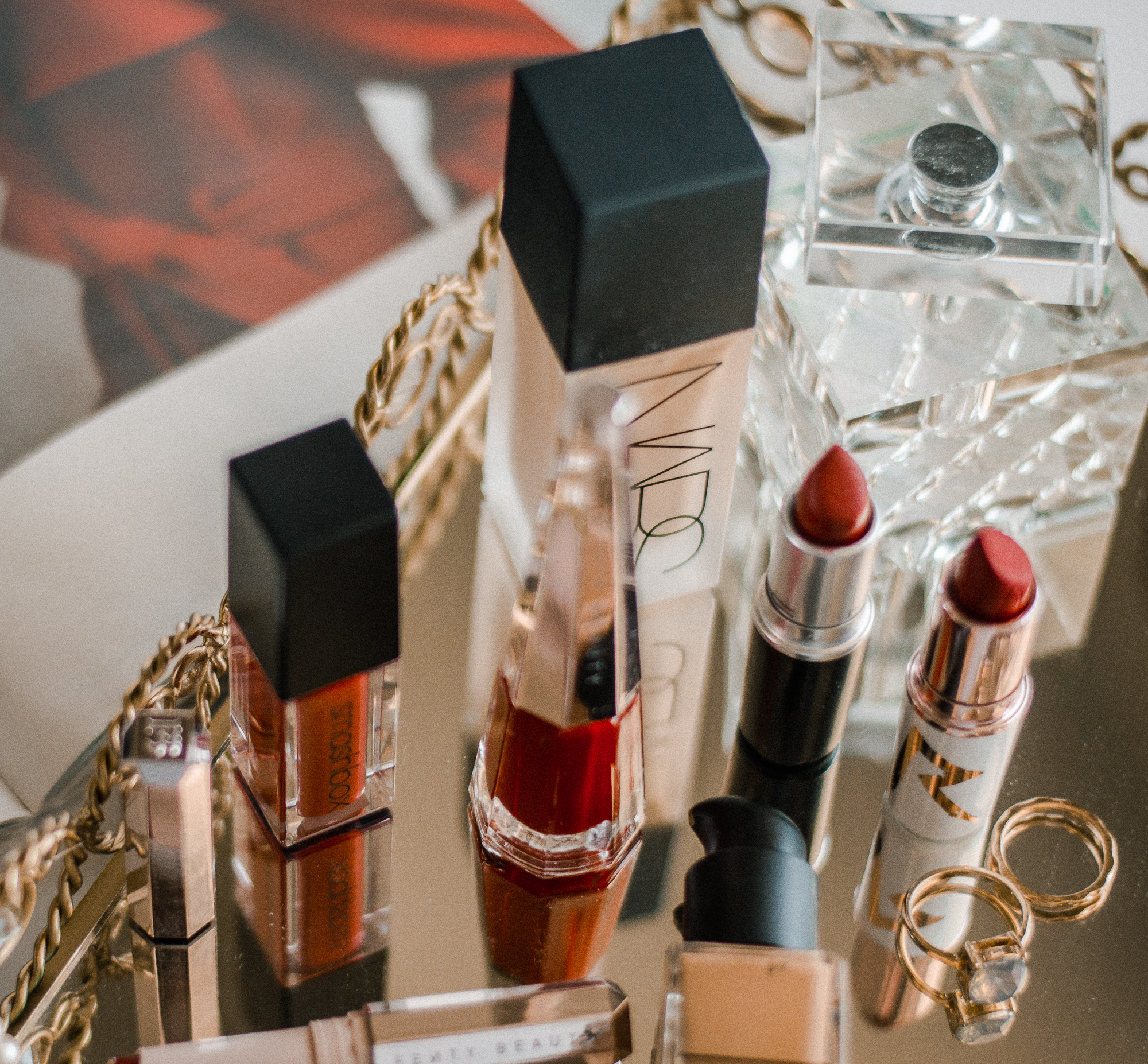Top Red Lipsticks for Valentine's Day 2018