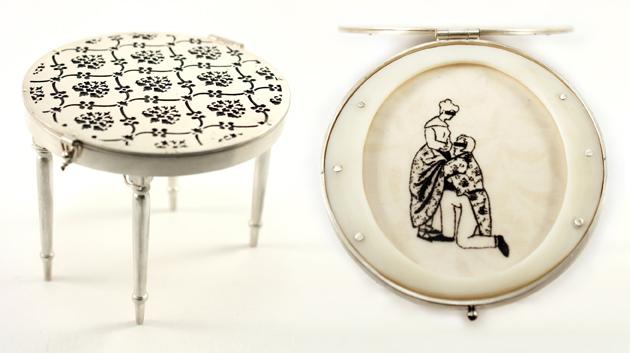 Blind Date, object/jewellery