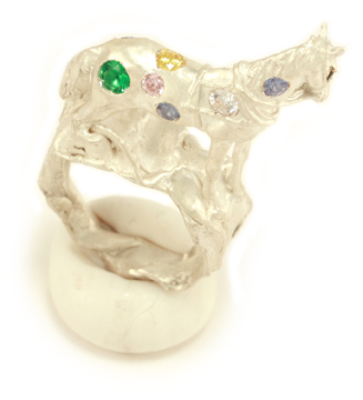 Pony, ring