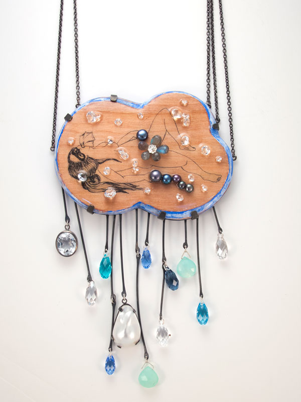 Water Dream, necklace