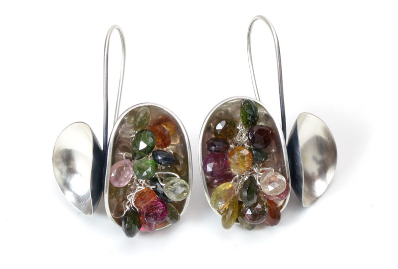 Moonshine, earrings