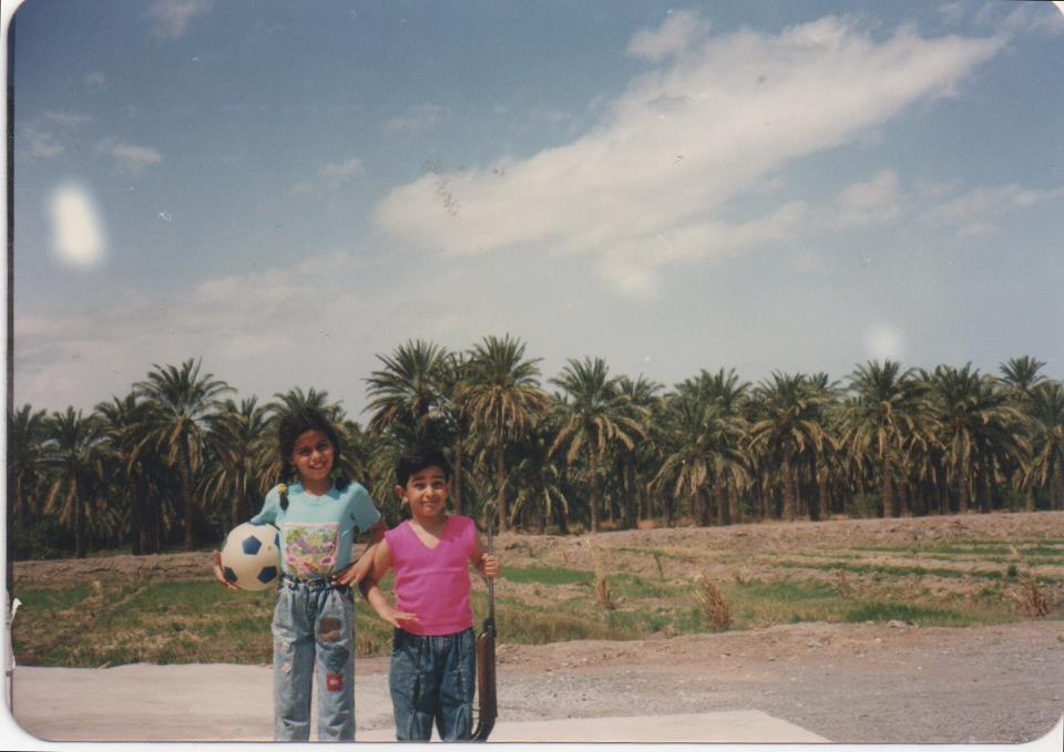Me & my cousin Dara - 1988 |من و دارا ۱۳۶۷