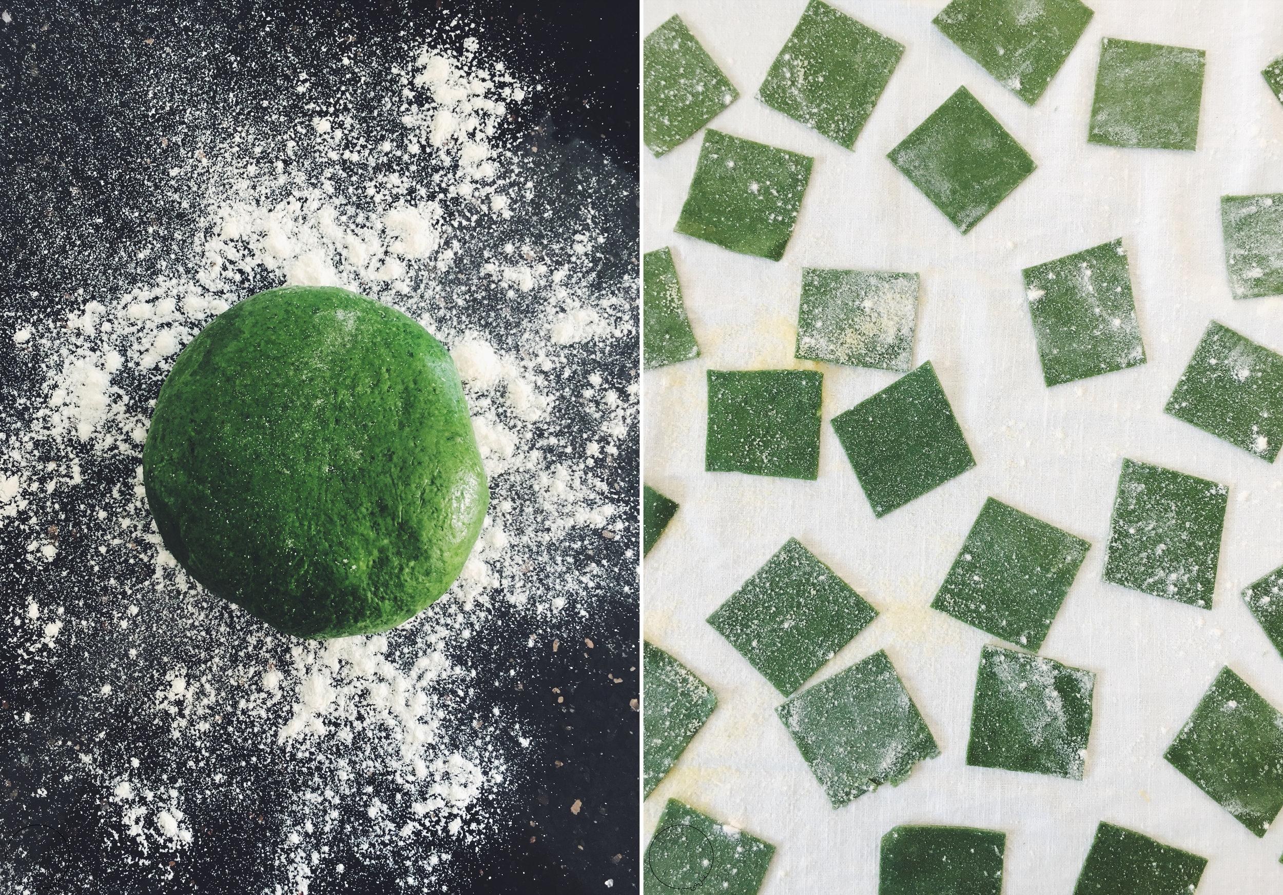Spinach-garganelli-noghlemey
