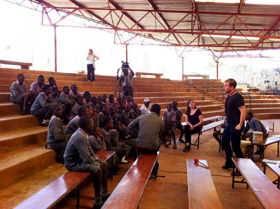 Opera for Change | Korogocho, Nairobi, Kenya