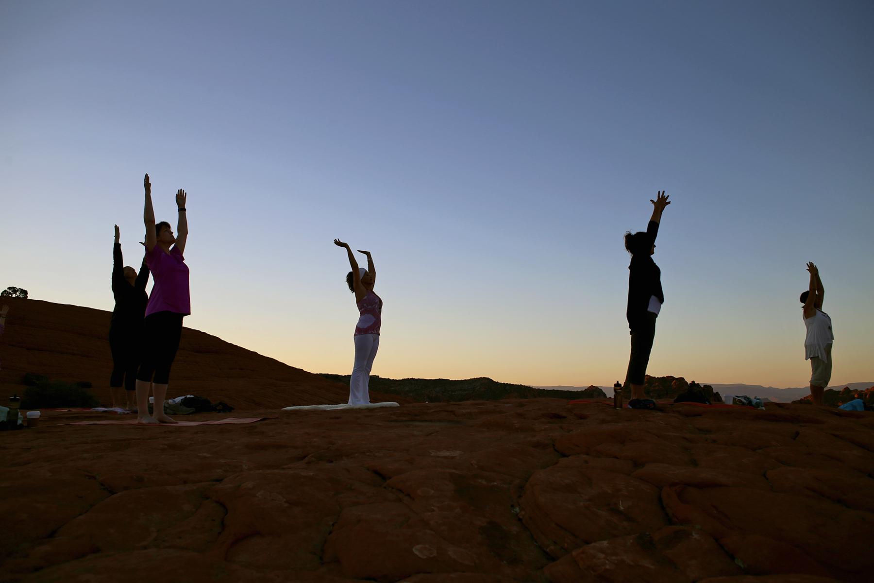 Sunday Sunrise Yoga Celebration
