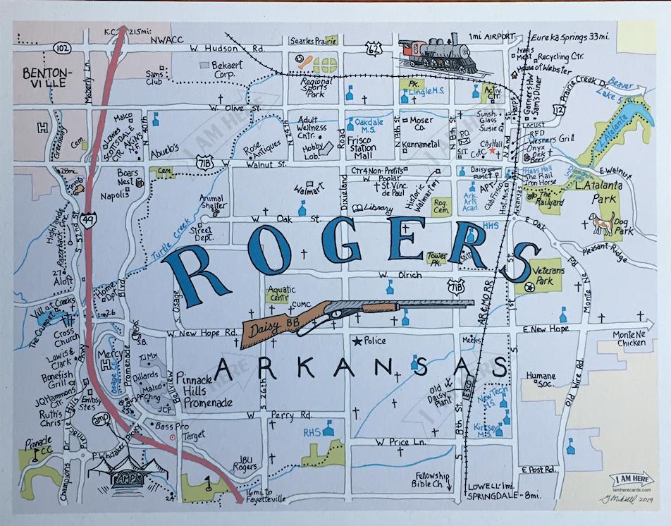 Rogers, Arkansas