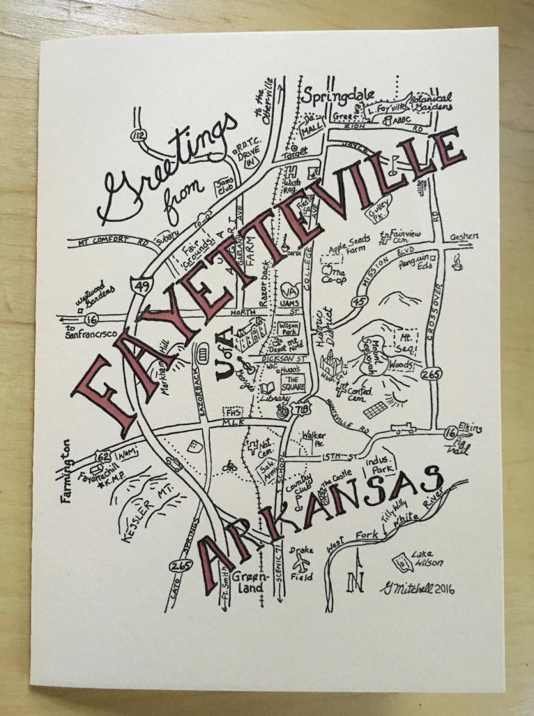 Fayetteville Letterpress