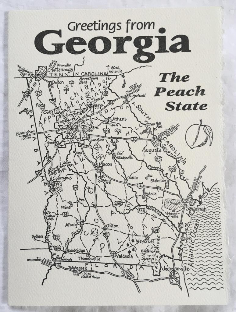Georgia Letterpress