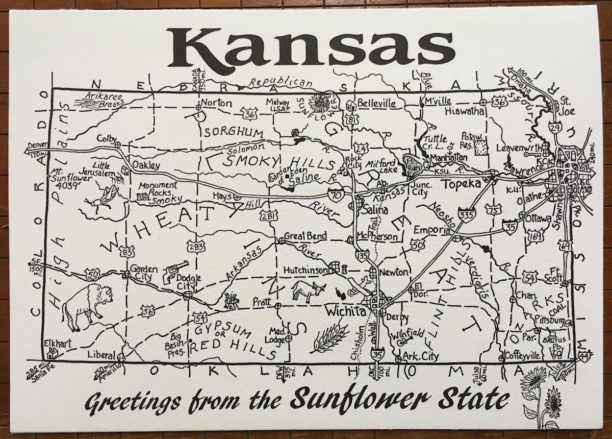Kansas Letterpress