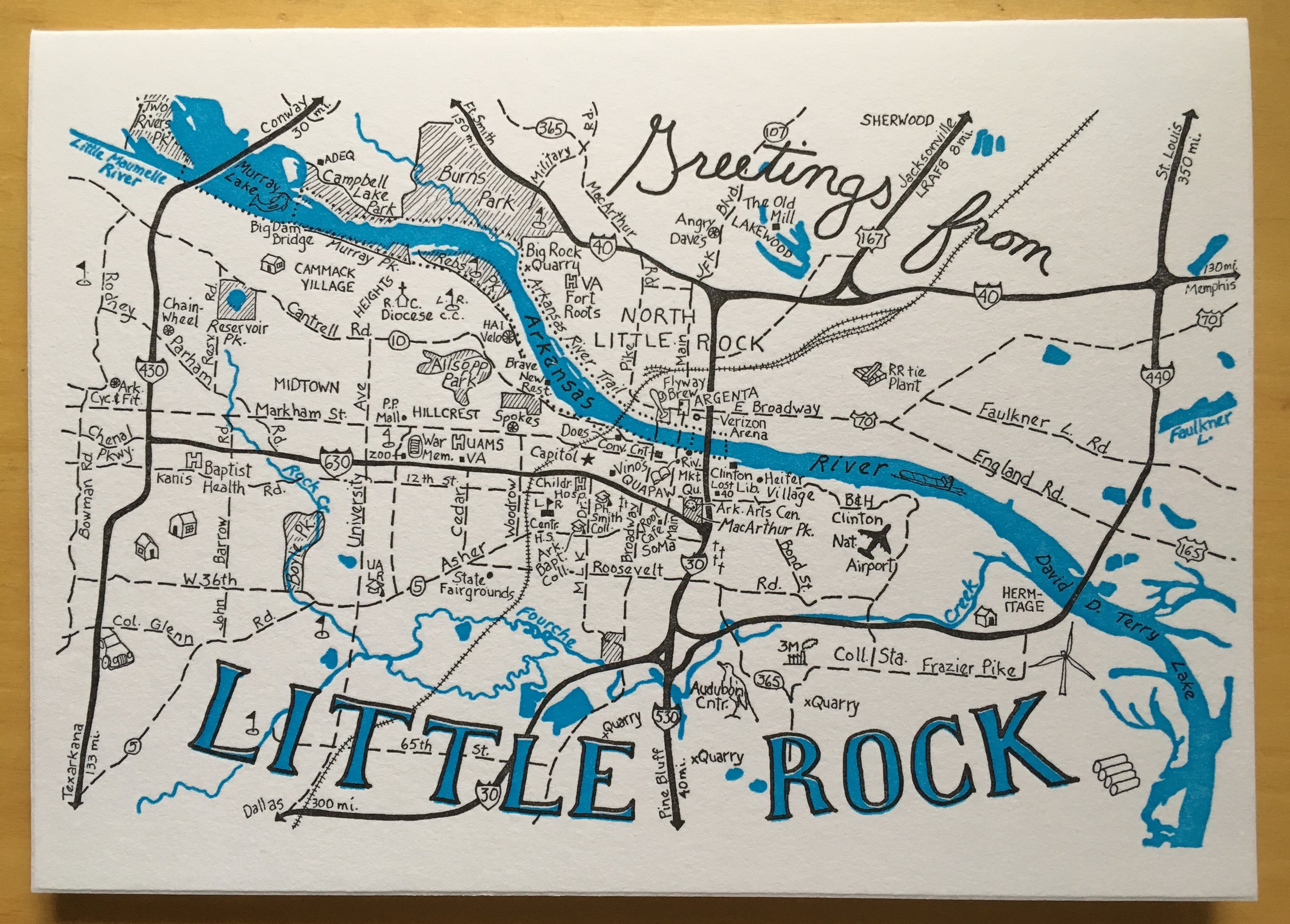 Little Rock Letterpress