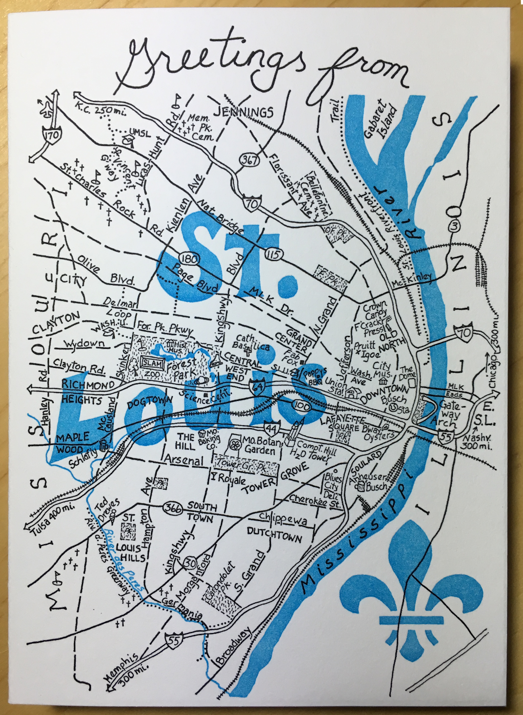 St. Louis Letterpress