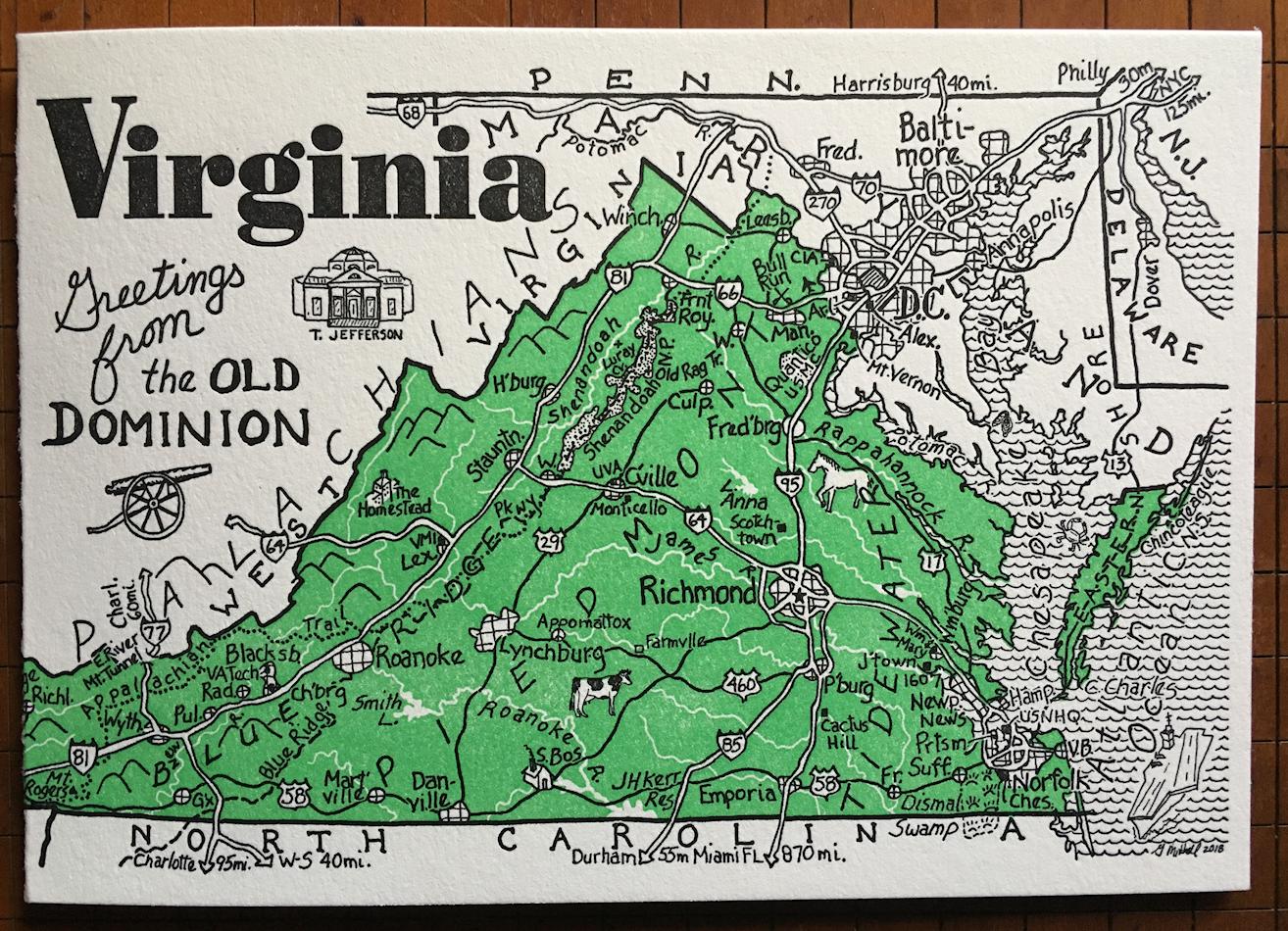 Virginia Letterpress