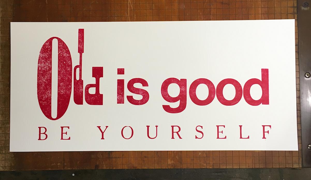 Odd is Good