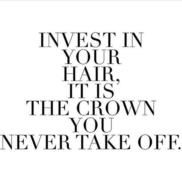 Good hair isn't cheap and cheap hair isn't good! Opting for that bond builder or making sure you're using great, quality products is an INVESTMENT! Your hair WILL look and feel better when it is being cared for! 👸🏻👸🏼👸🏽#rp