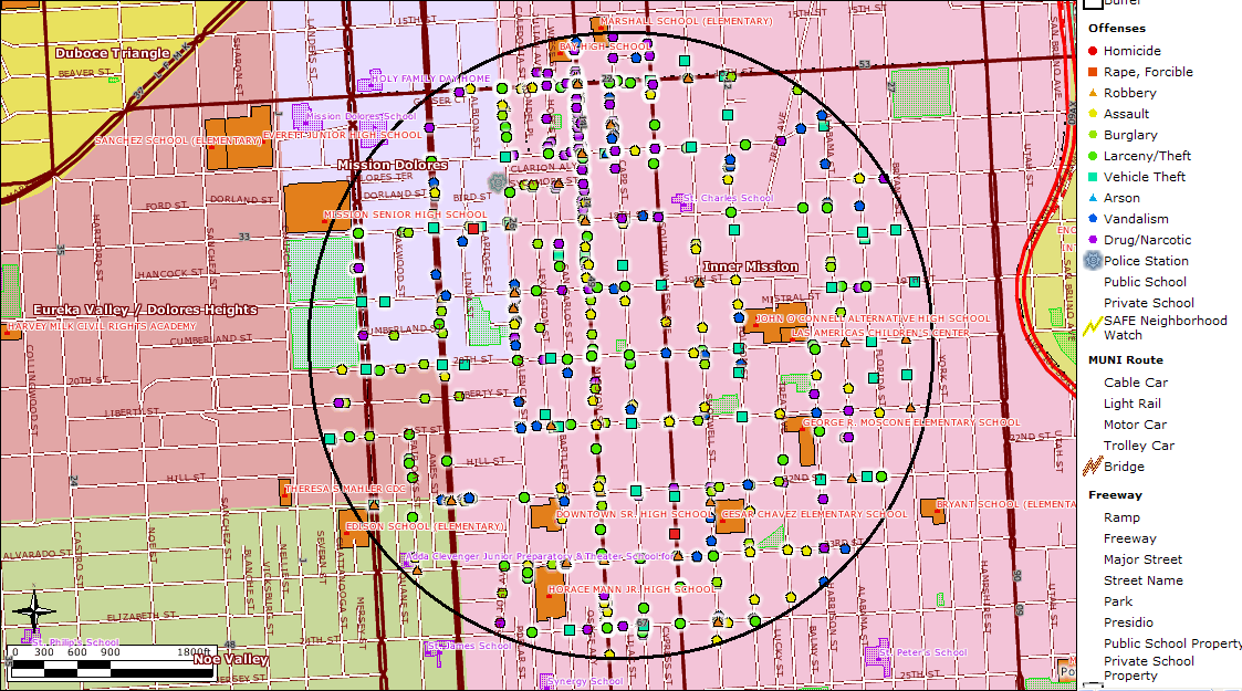 Predictive Policing goes beyond just mapping crime locations  Brett Lider CC-BY-SA-2.0