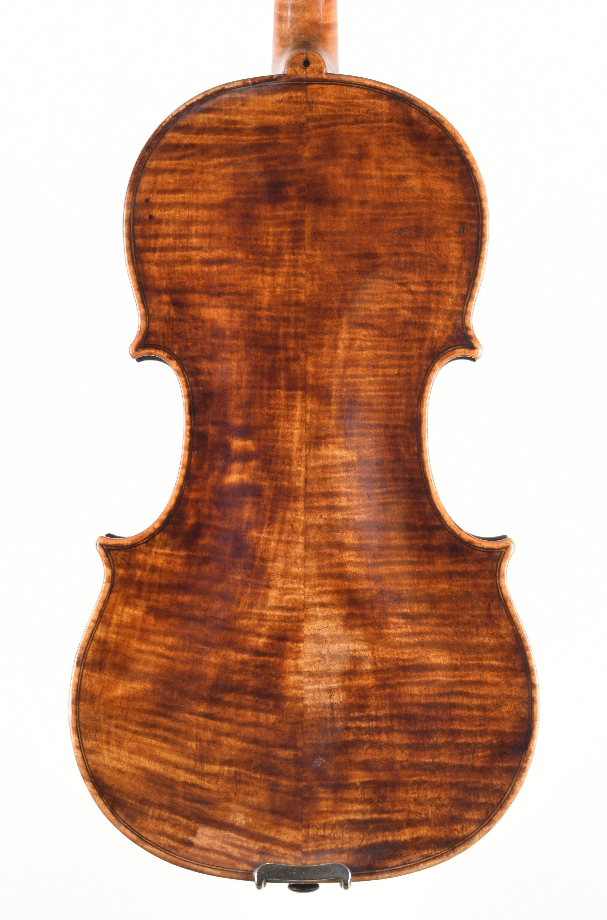 Joseph Hill violin, London, England