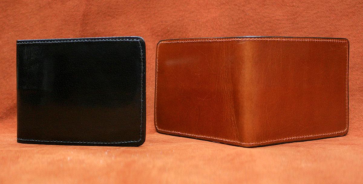 P-20 Plain Leather Wallet