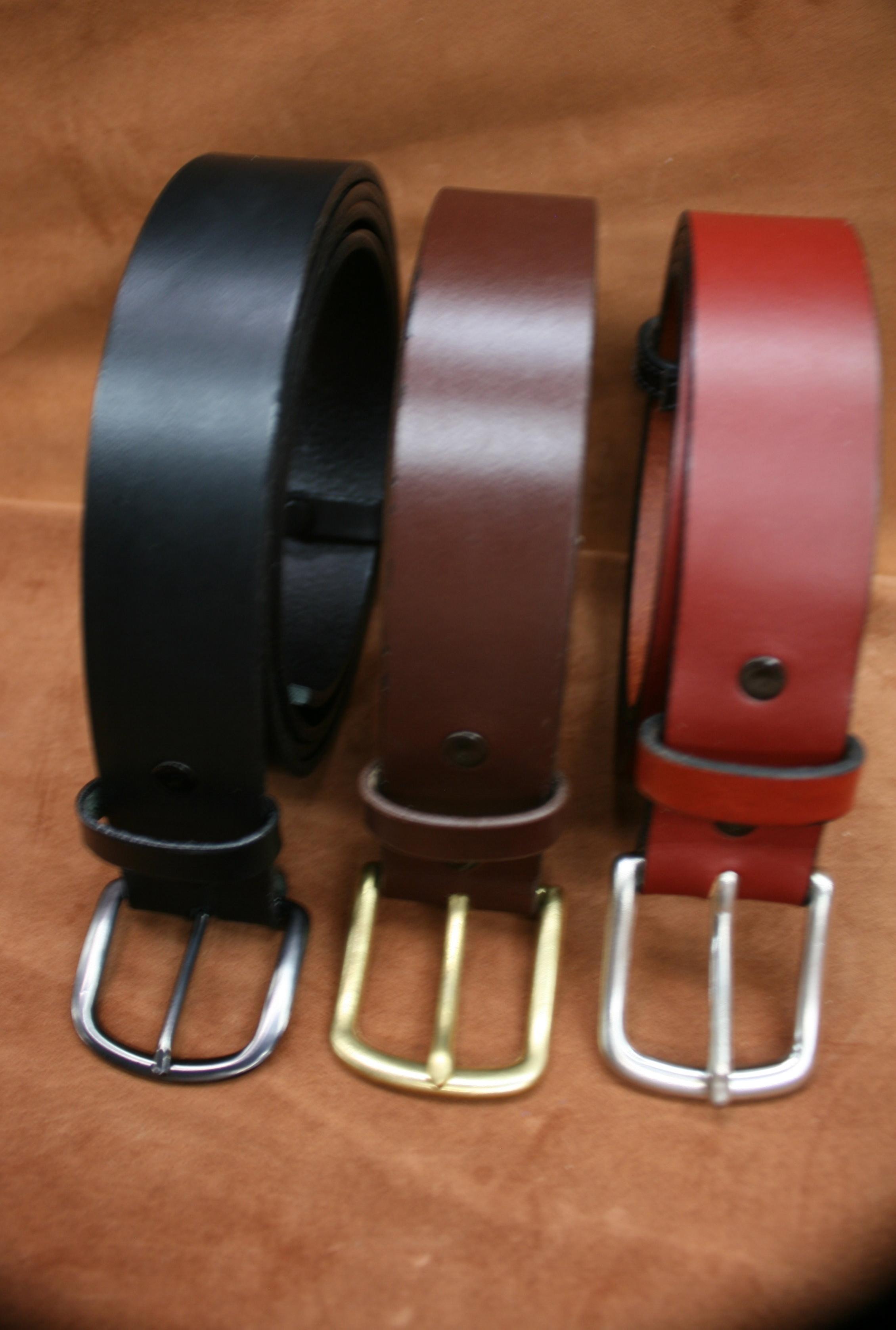 P-10 Classic Belt - $45