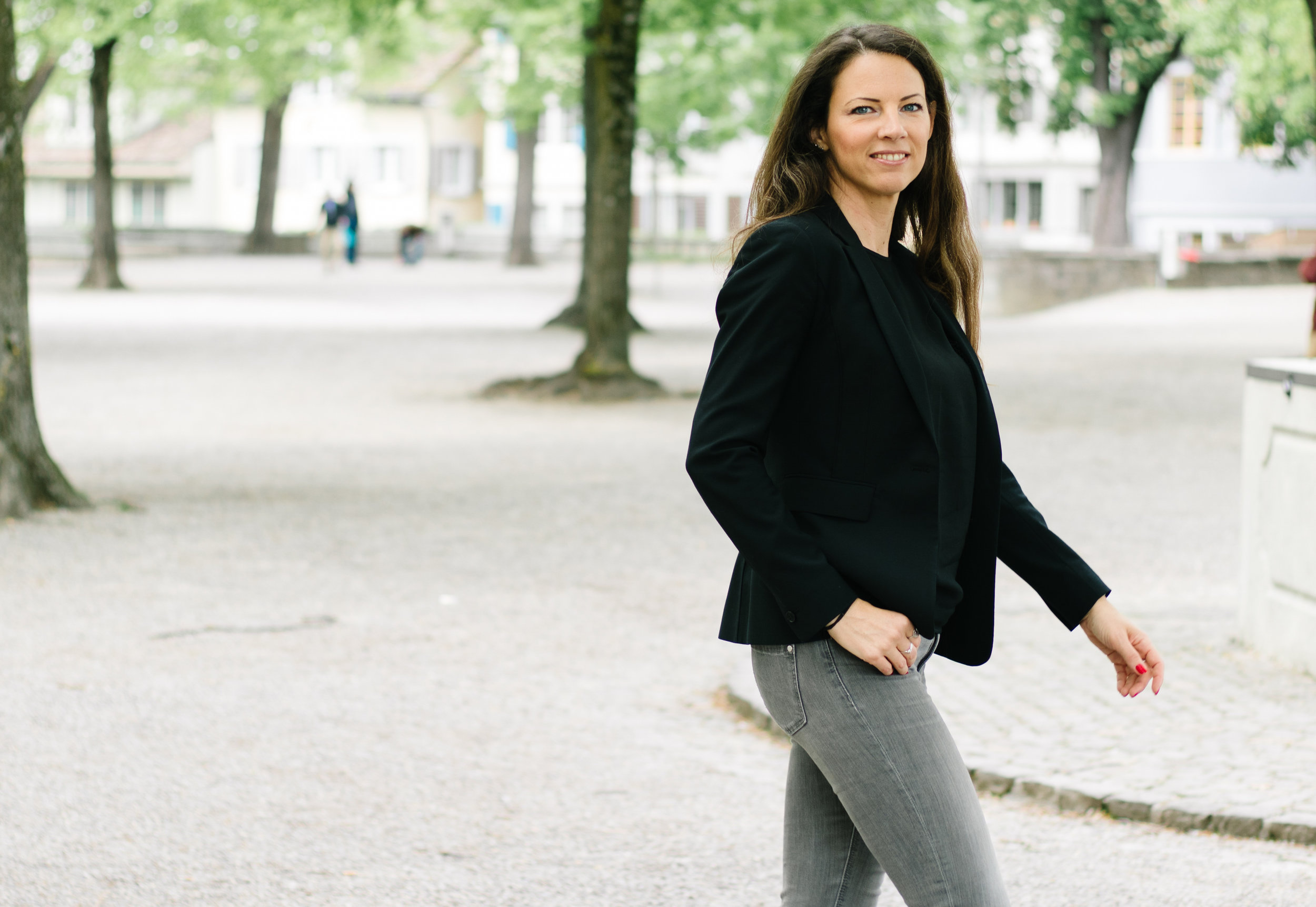 Claudia Pracherstorfer - Zürich Entrepreneur