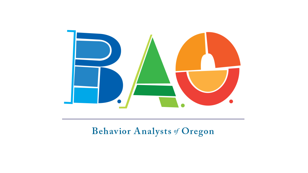 A logo designed for Behavior Analysts of Oregon. The idea for this logo was to demonstrate B.A.O.'s dedication to building individualized education for children, no matter what the pieces are.