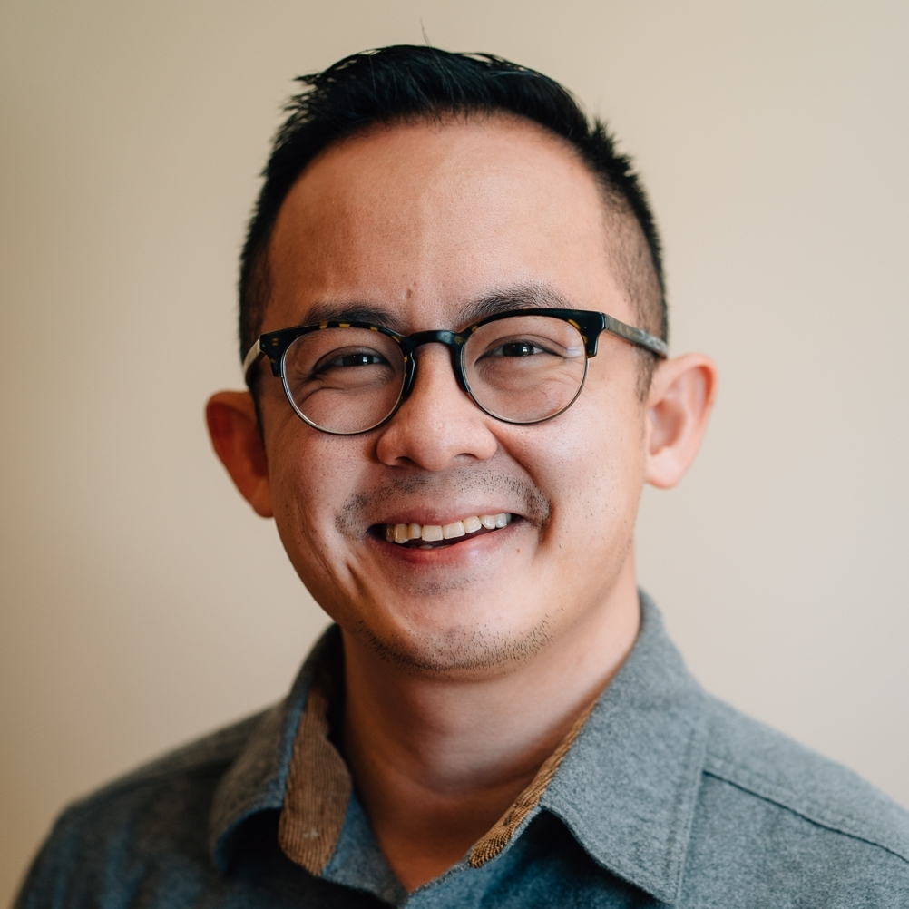 Adam Lau, Director of Development and Community Relations